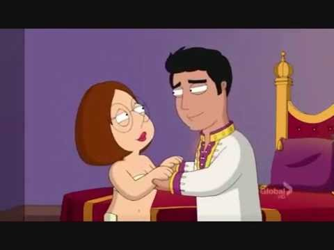 cartoon Meg griffin sex guy family