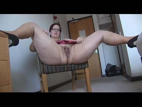 Mature hairy granny pantyhose
