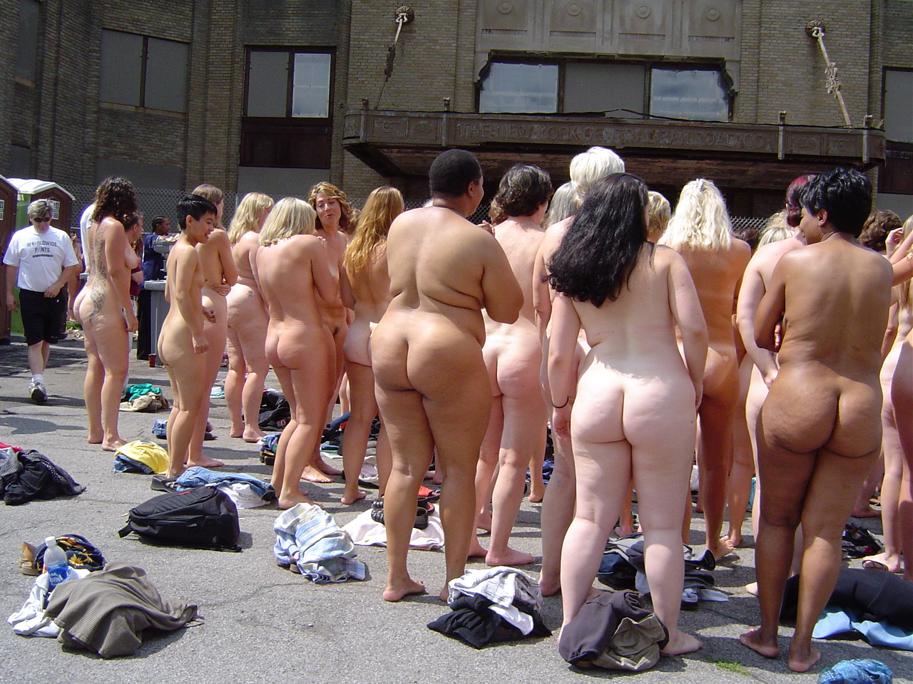 Photo women Groups nude