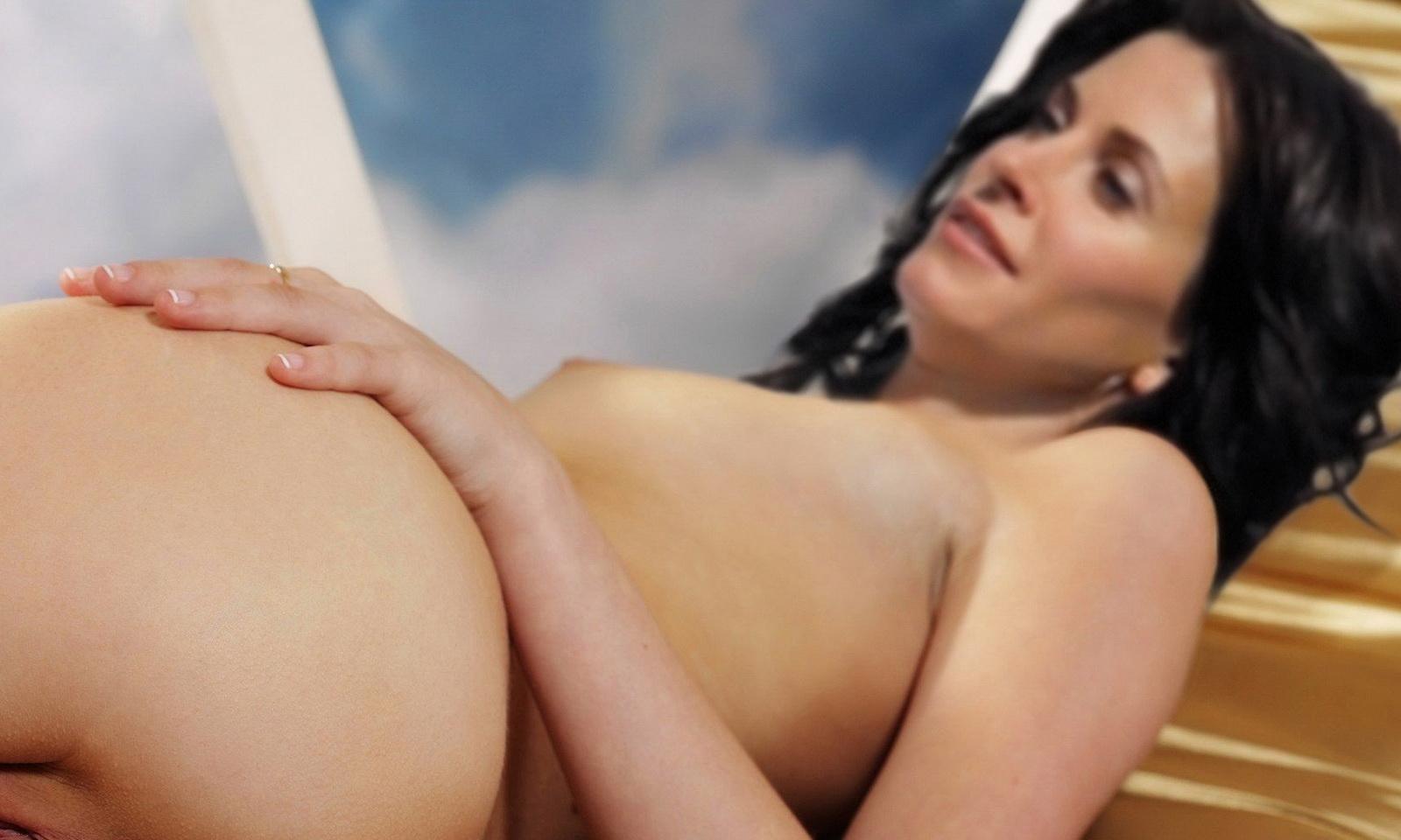 Courteney courtney cox porn