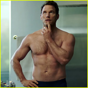 Chris pratt shirtless