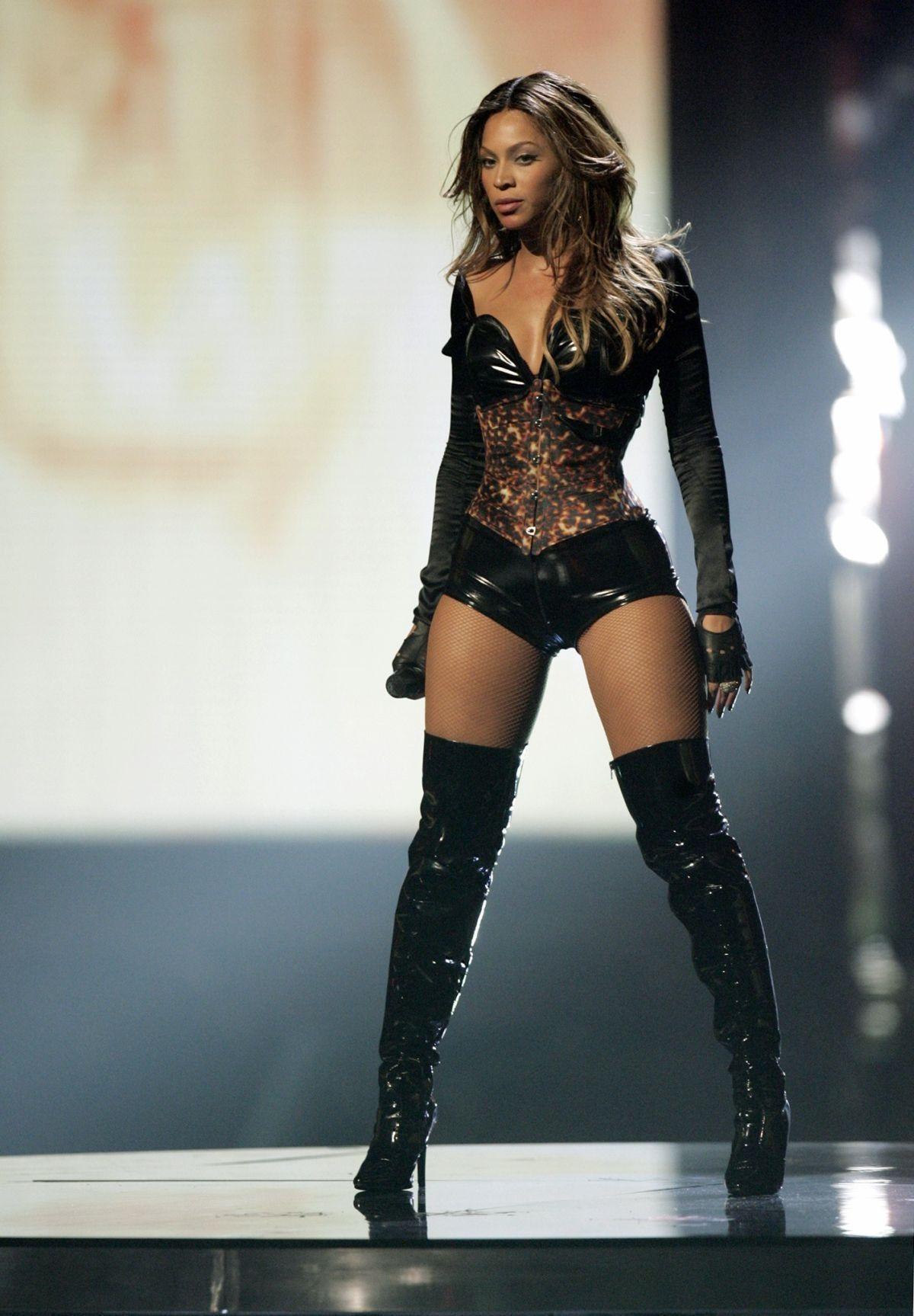 oops Beyonce knowles