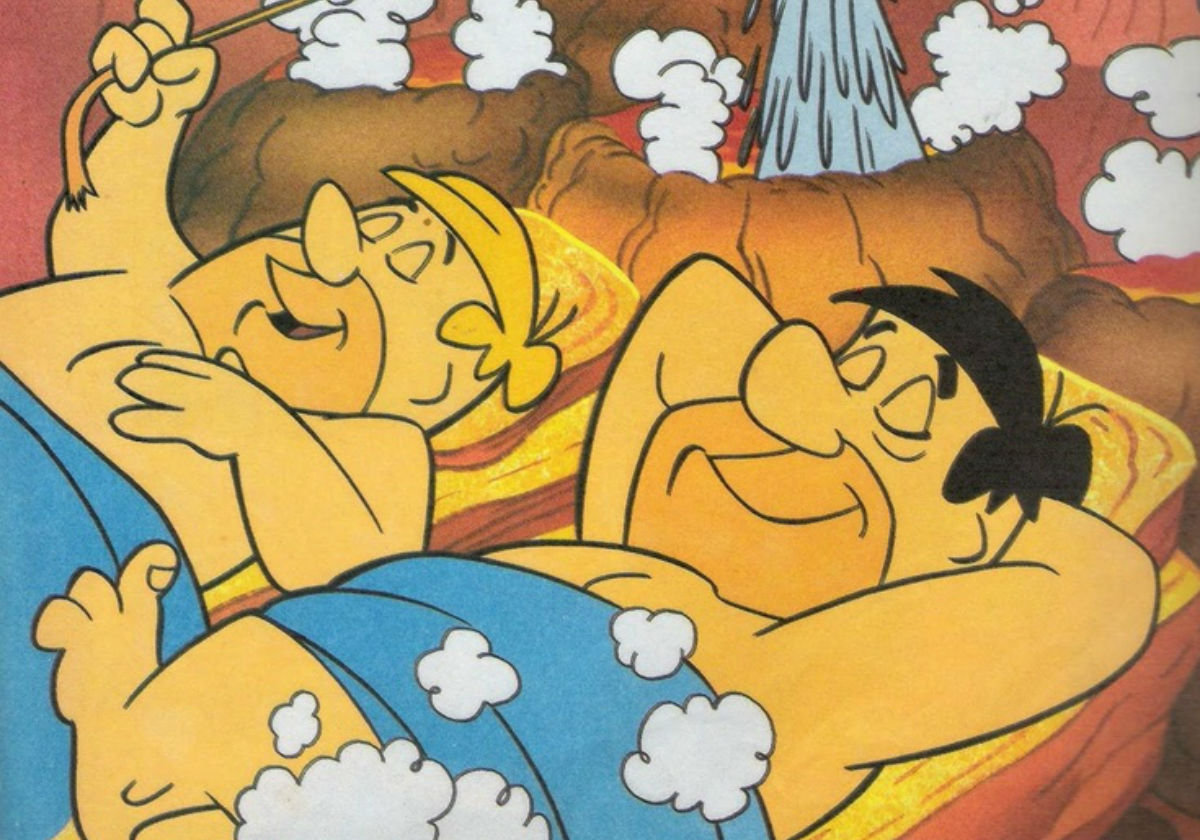 Flintstones gay sex