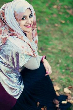 Beautiful hijab girls