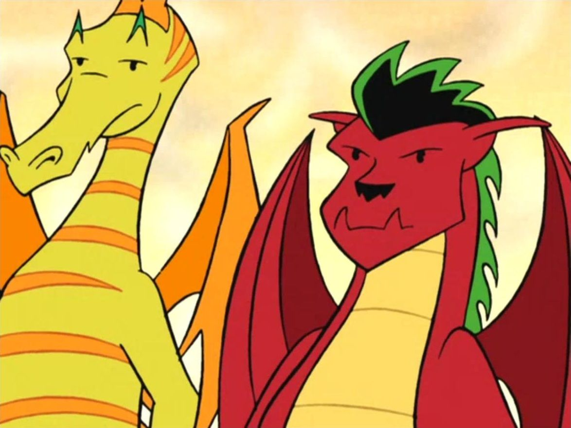 American dragon jake long haley hentai
