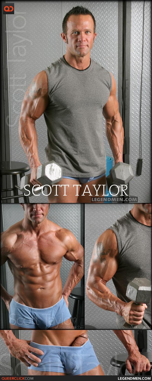 Scott taylor legend men gay porn