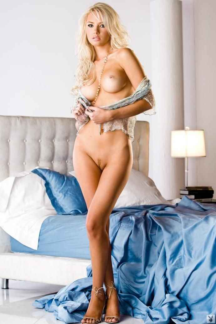 tiffany nude Playboy toth
