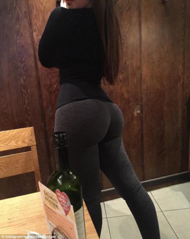 my ass brunette Teach
