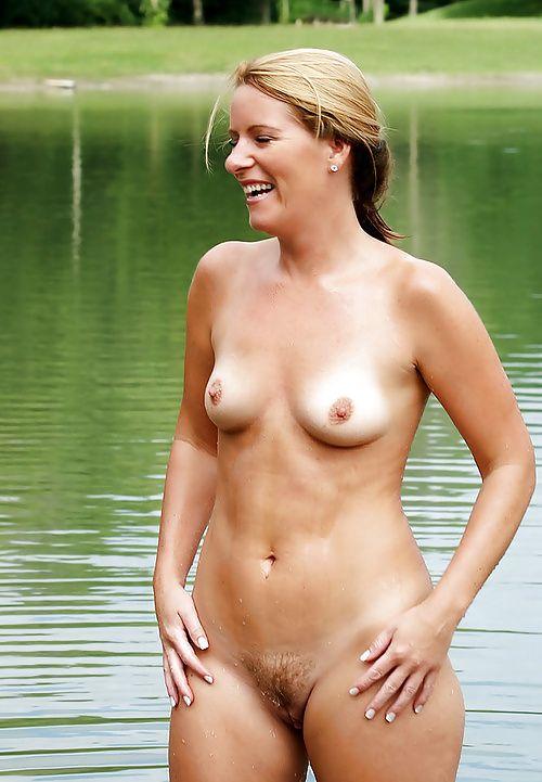 Nudists nude naturists women naked