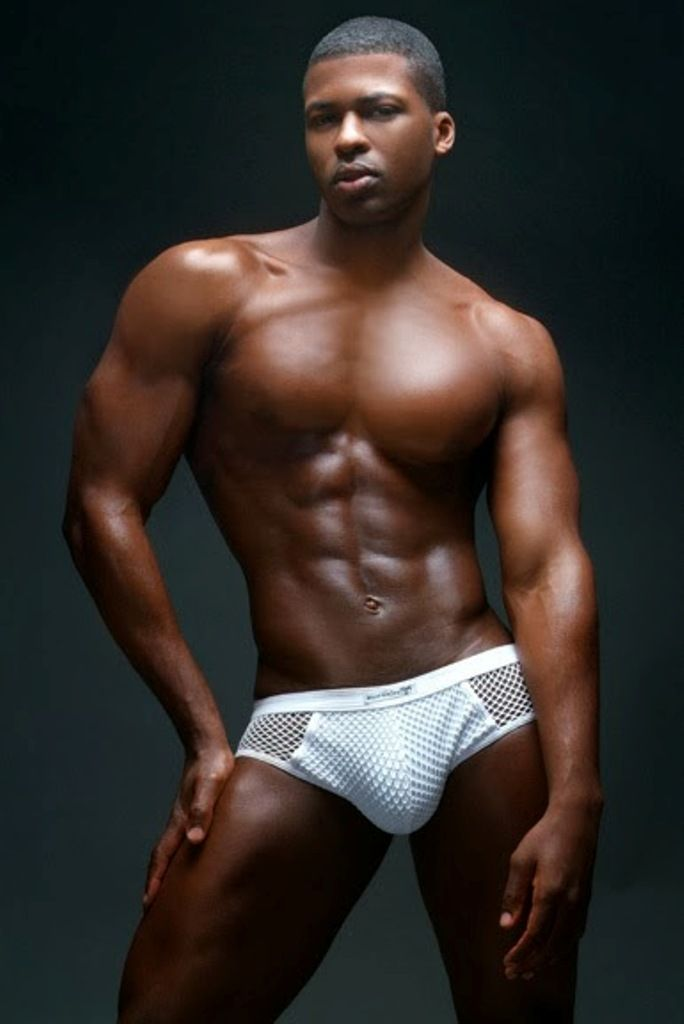 Beautiful gay black men