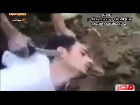Girl beheaded christian