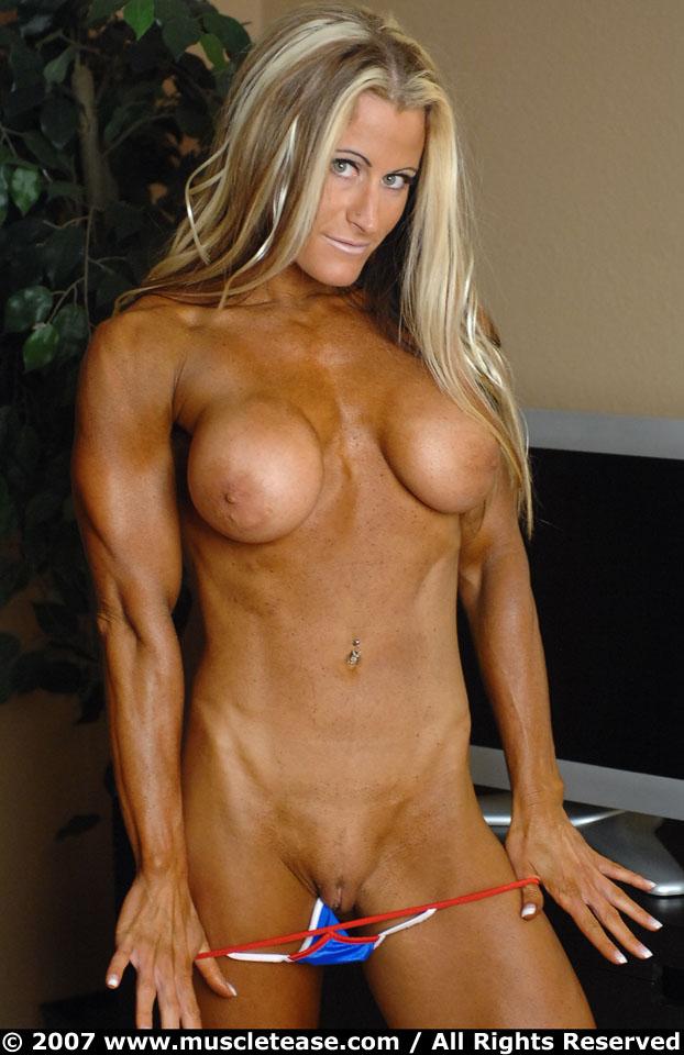 Fitness nikki warner nude
