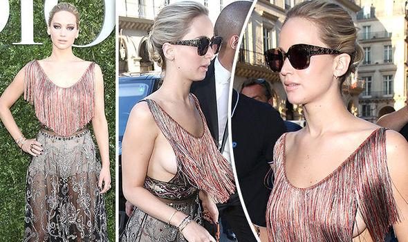 Natalie portman wardrobe malfunction