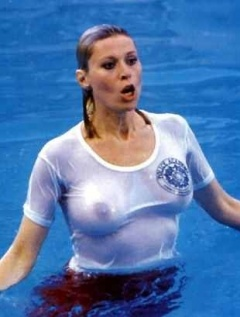 Leslie easterbrook boobs