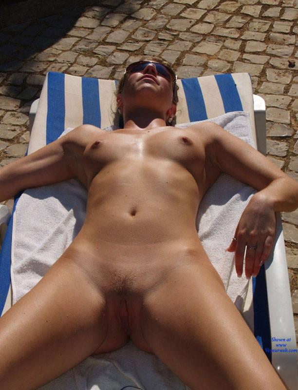 Nude naked nudist camp