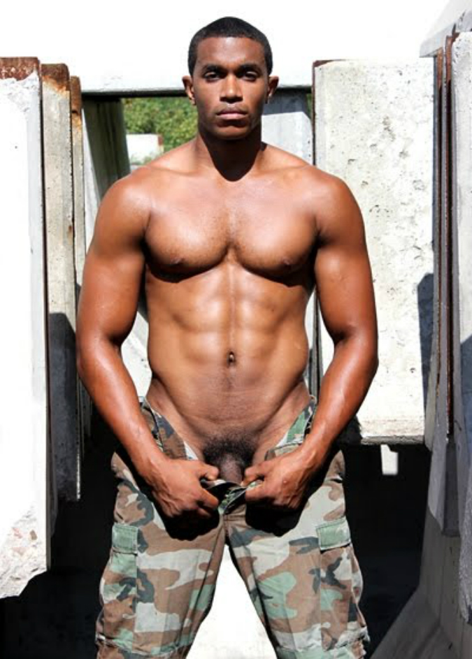 Black male porn actors