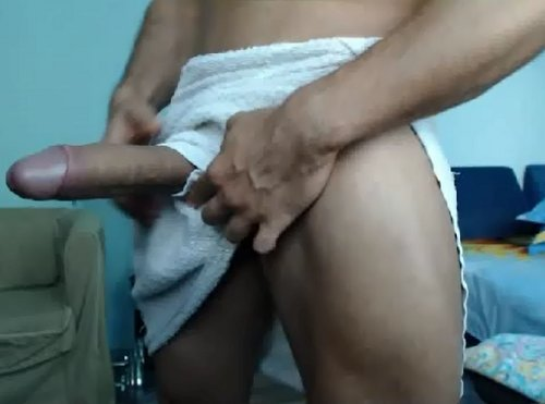 Show your big cock