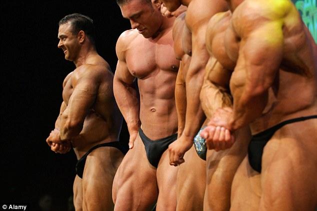 on steroids men Gay