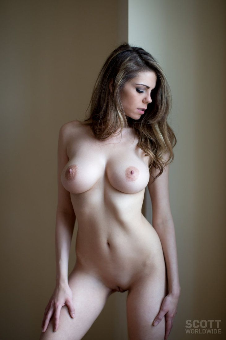 Nude girls with nice tits