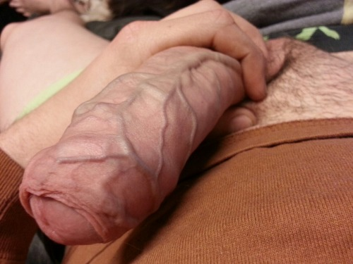 uncut dick Thick