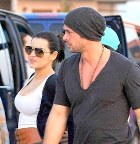 Maite perroni y william levy
