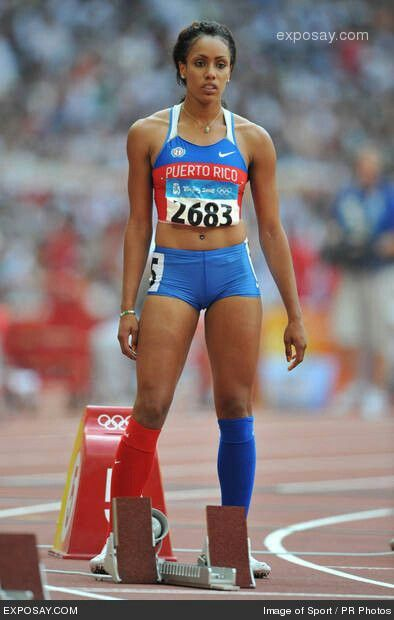 Hottest women track and field