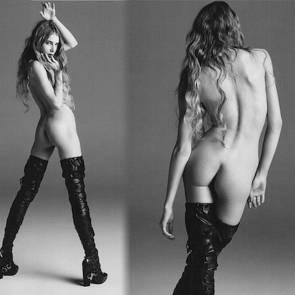 nude Dree hemingway