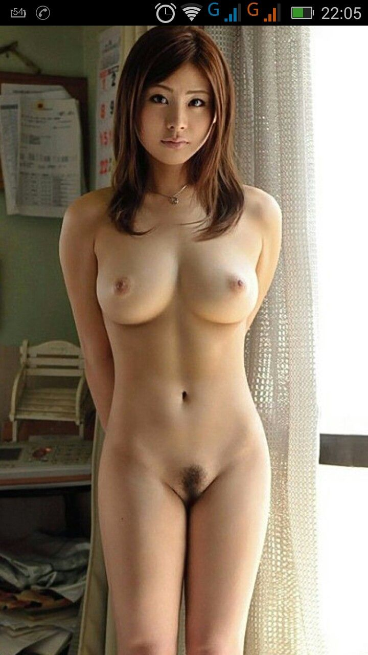 Frontal full naked japanese girls