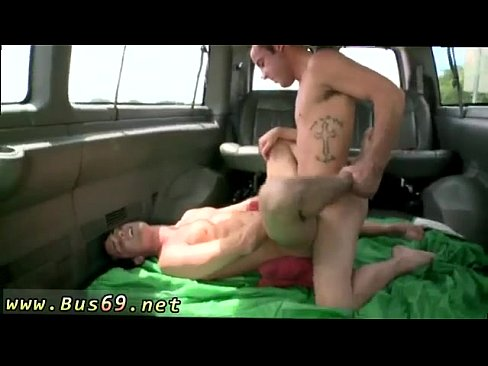 Twink gay porn on the bus