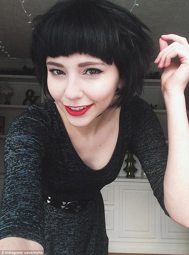 Raven haired slutty girls