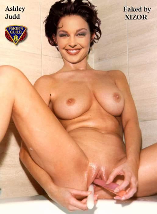 Ashley judd nude fakes