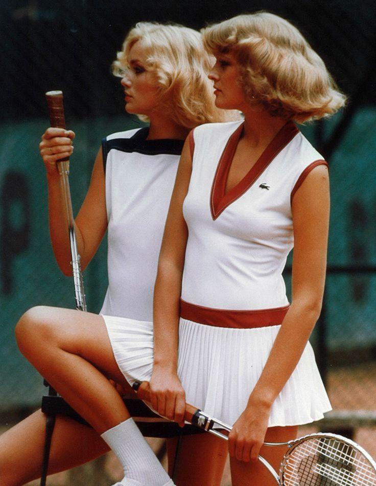 Milf sexy tennis player