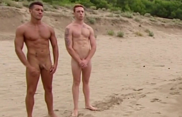 Uncensored reality tv guys naked