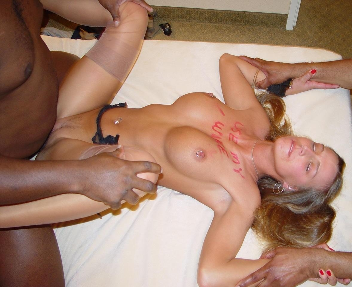 Brutal interracial porn