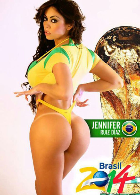 Fifa world cup nude