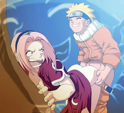 Naruto fucks sakura hentai