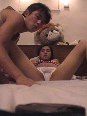 hong chung nude scandals kong Sex gillian