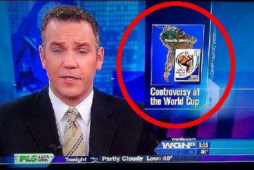 Fox news fail