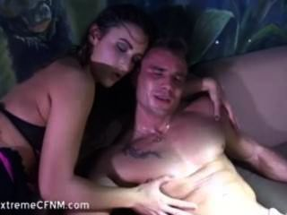 Girls party male strippers fucking