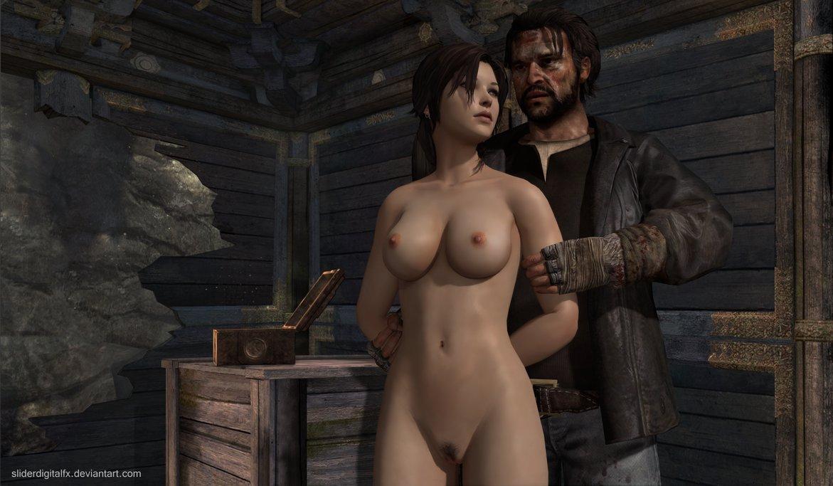 Lara croft nude raider