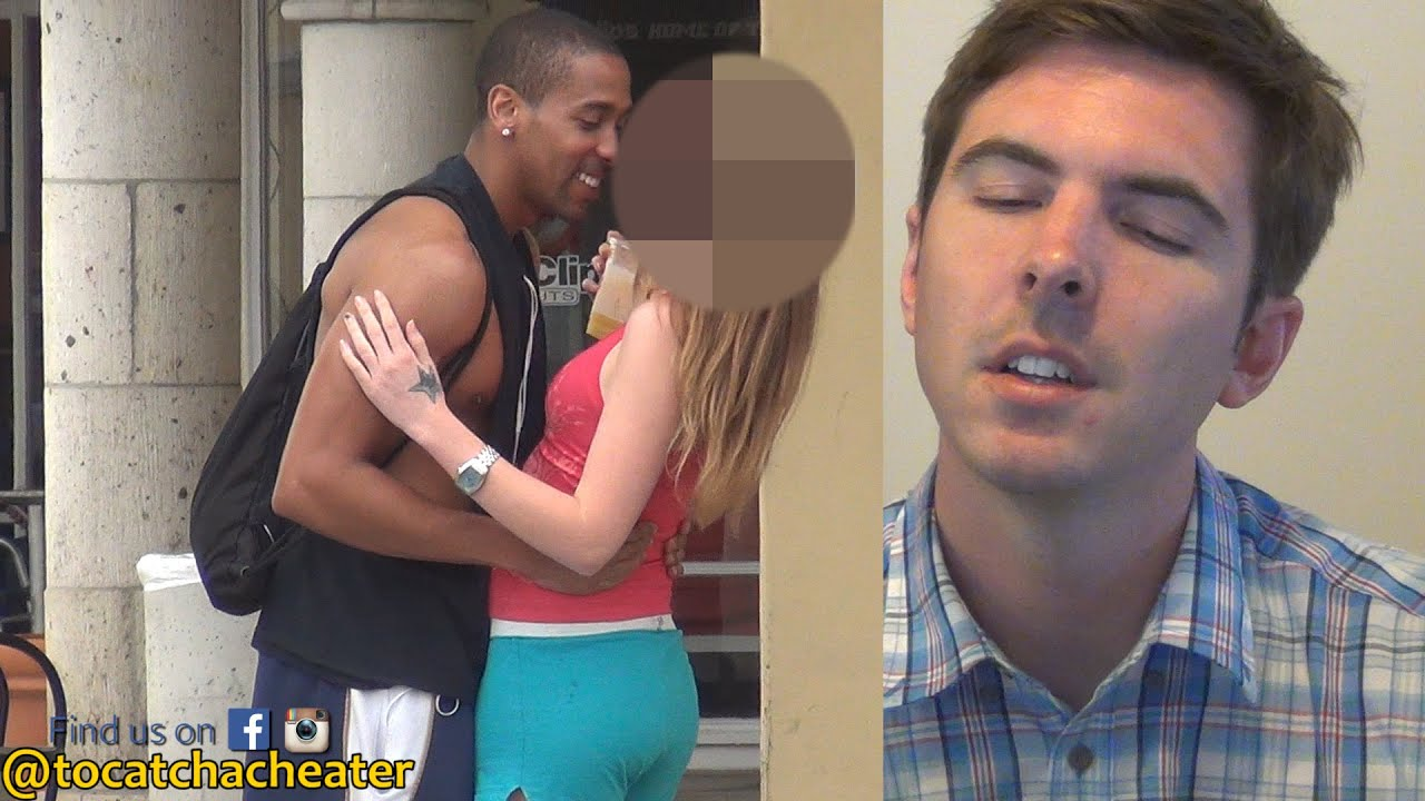 Wives cheating with black men photos