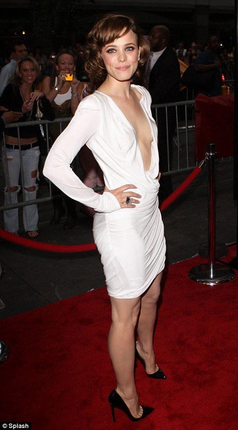 Rachel mcadams see through nude