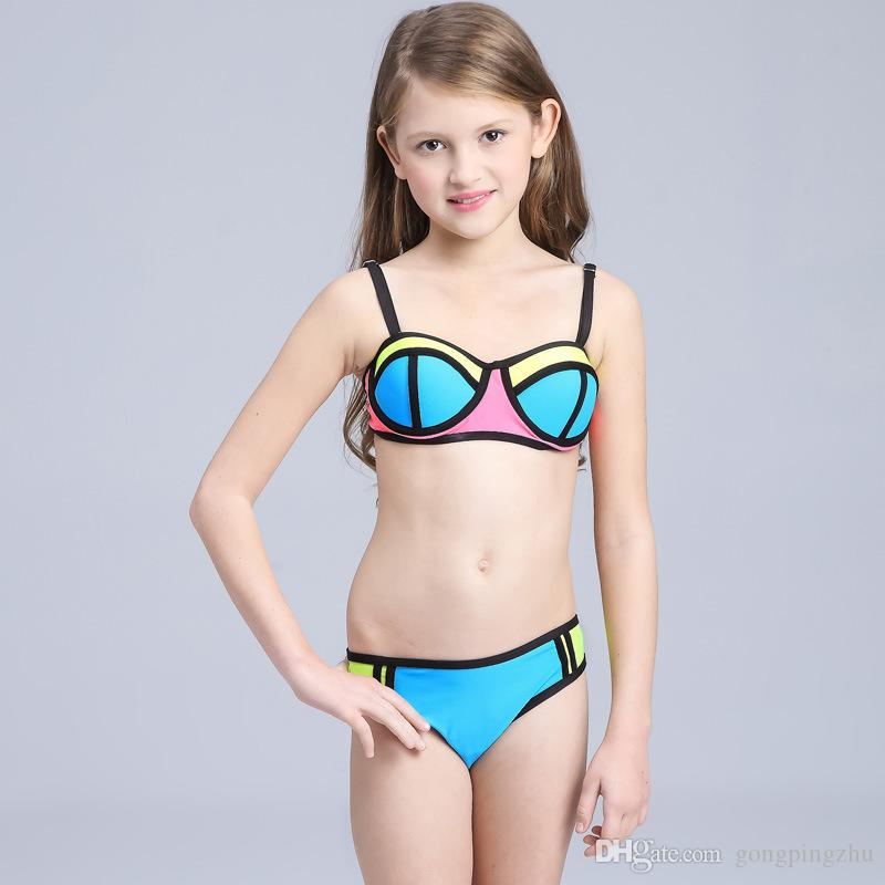 Girls bathing suits