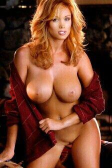 Busty playboy playmates nude