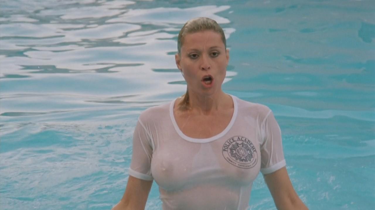 Leslie easterbrook topless