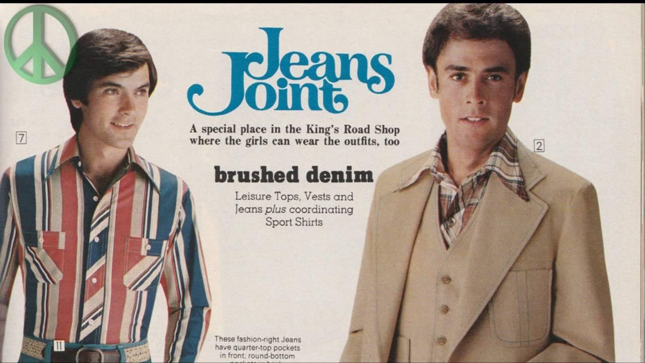 Vintage style men s clothing