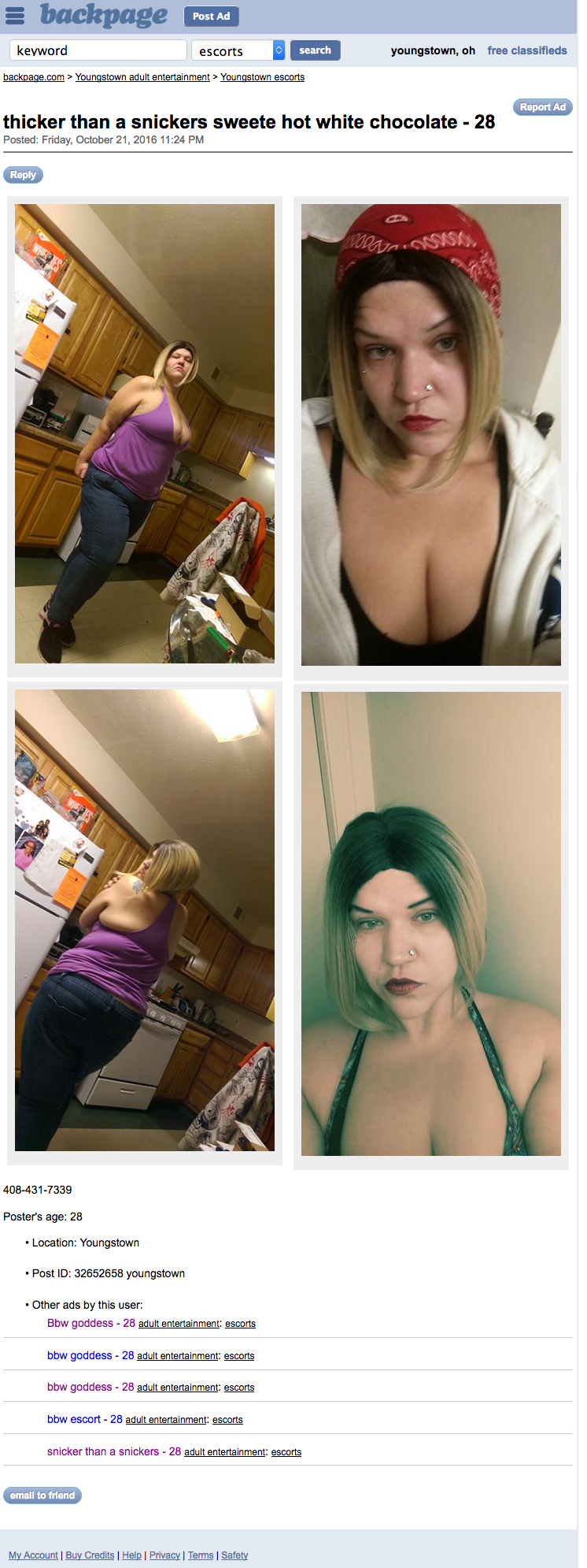 Bbw escorts cleveland ohio