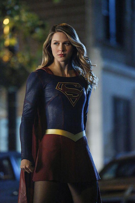 Supergirl callista model