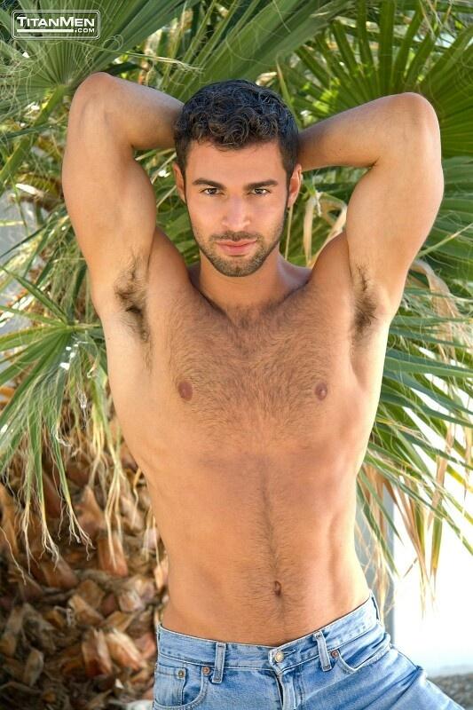 Dario beck hairy gay porn