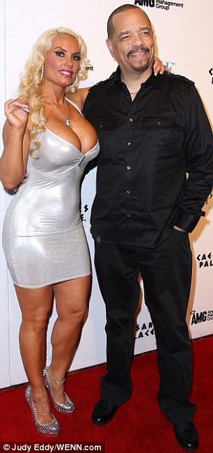 Coco ice t wife
